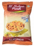 Roasted & Salted Almonds (D' Nature, Delhi)