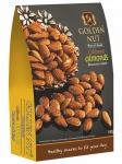 Roasted & Salted California Almonds (Golden Nut, Delhi)