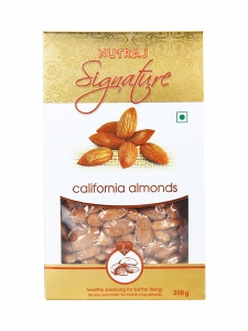 California Almonds ( Nutraj Signature,Jammu)