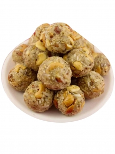 Dry Fruit Laddoo (Shree Mahalakshmi Sweets, Mysore)