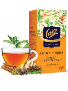 Care Ashwagandha Spiced Green Tea ( Care, Rajkot )