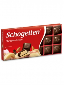 Marzipan Cream Chocolate (Schogetten,Germany)
