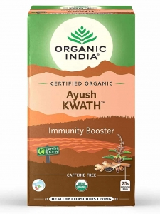 Ayush Kwath Immunity Booster ( Organic India, Lucknow )