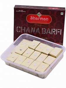 Chana Burfi (Sharman Jain Sweets, Ludhiana )