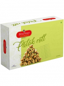Palak Roll (Sharman Jain Sweets, Ludhiana )