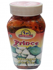 Special Aam (Bina Guthali)  Pickle (Prince  Pickles, Chandni Chowk)