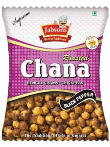 Roasted Chana Black Pepper (Jabsons, Bharuch)