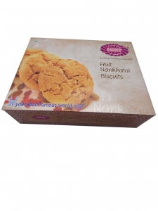 Fruit Nankhatai Biscuits ( Karachi Bakery, Hyderabad )