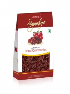 Dried Cranberries ( Nutraj Signature, Jammu)