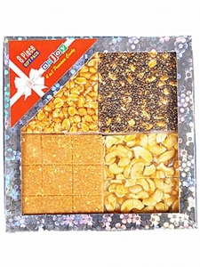 4-in-1 Mittai - Candy  Gift Pack (N-Joy, Kovilpatti)