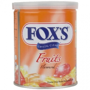 FOX'S Fruits Tin (Nestle, Indonesia)