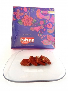 Chocolate Barfi (Ishar sweets, Kalka)