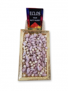 Strawberry Almond With Milk Chocolate (Eclos, Gurgaon)