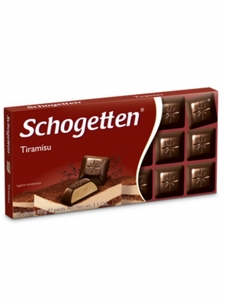 Tiramisu Chocolate (Schogetten,Germany)