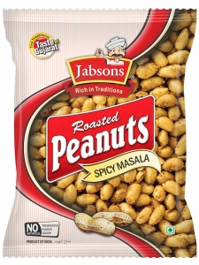Roasted Peanut Spicy Masala (Jabsons, Bharuch)
