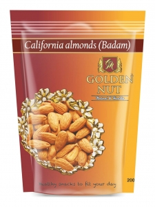 California Almonds (Golden Nut, Delhi)