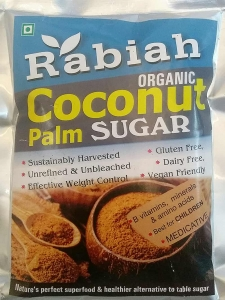 Coconut Palm Sugar (Rabiah, Delhi)