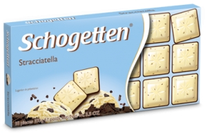 Stracciatella Chocolate (Schogetten,Germany)