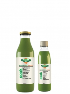 Fruit Juice, Soak, Cold Pressed (Justpressed, Delhi)
