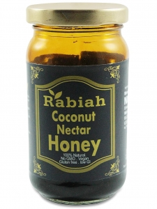 Coconut Nectar Honey (Rabiah, Delhi)