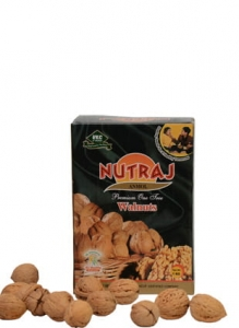 Walnut in-Shell (Natural Nutraj,Jammu)