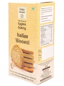 Italian Biscotti (Lovely Sweets, Jalandhar)