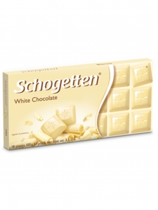 White  Chocolate (Schogetten,Germany)