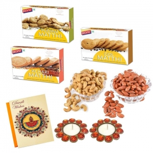 Bikano Mathi Magic and Dryfruits-Diwali gifts (Bikano, Punjabi Bagh)
