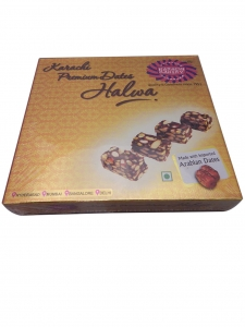 Premium Dates Halwa ( Karachi Bakery, Hyderabad )