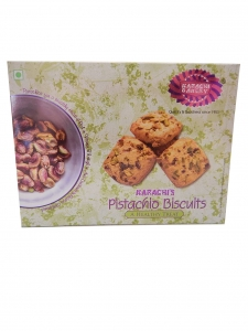 Pistachio Biscuits ( Karachi Bakery, Hyderabad )