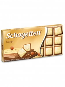 Trilogia Chocolate (Schogetten,Germany)