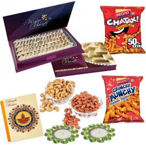 Bikanervala Young Choice with Dryfruits-Diwali gifts (Bikano, Punjabi Bagh)