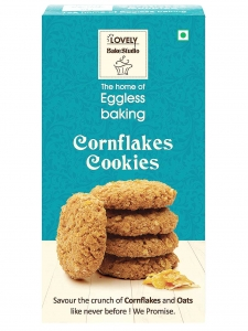 Cornflakes Cookies (Lovely Sweets, Jalandhar)