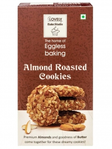 Almond Roasted Cookies (Lovely Sweets, Jalandhar)
