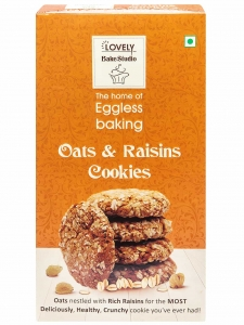 Oats & Raisins Cookies (Lovely Sweets, Jalandhar)
