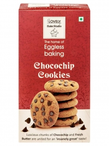 Chocochip Cookies (Lovely Sweets, Jalandhar)