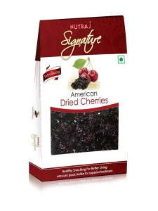 Dried Cherries ( Nutraj Signature, Jammu)